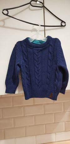 Sweterek chłopięcy H&M roz.92