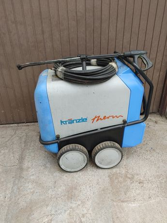Karszer Kranzle 750 therm 200bar na ciepłą wode