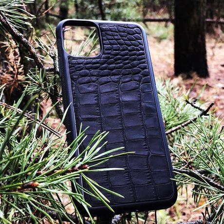 Чехол для (Iphone 11 Pro Max) alligator