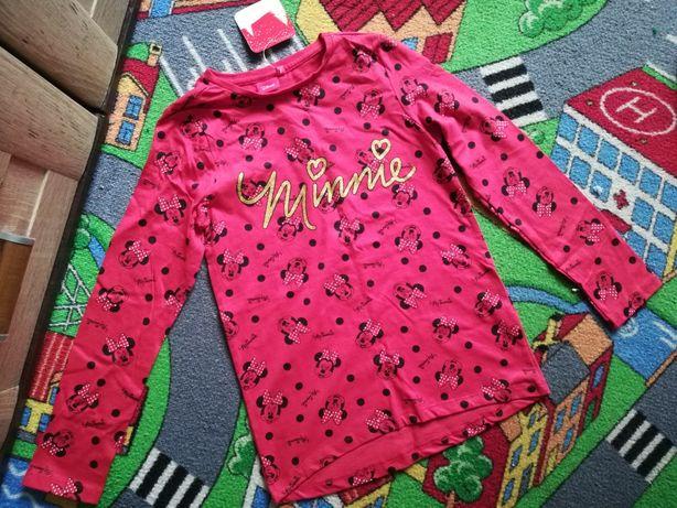 Bluzka Minnie roz. 134 cm NOWA