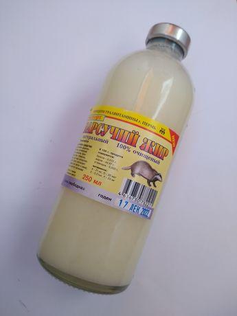 Барсучий жир 250 мл Алтай