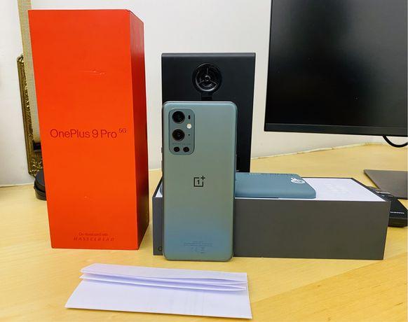 Oneplus 9 Pro 12/256GB Verde c/fatura e garantia