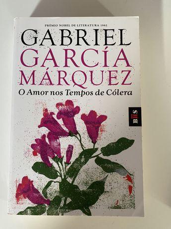 Gabriel Garcia Marquez - Amor nos tempos de colera