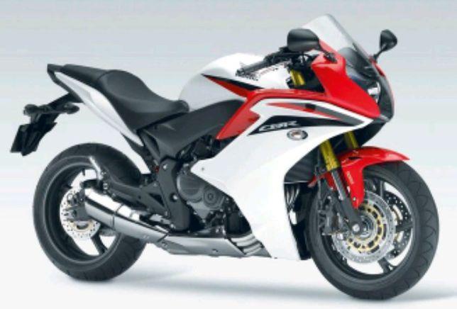 Carenagens - Honda CBR 600F (2011/2/3)