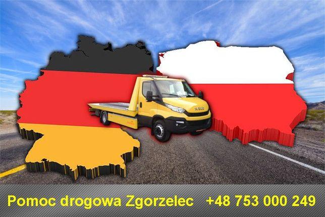 Pomoc drogowa Zgorzelec - Laweta Zgorzelec