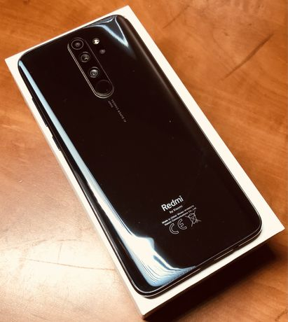 Redmi Note 8 Pro Mineral Grey