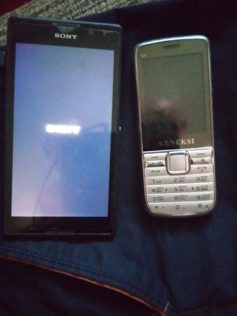 Телефоны SONI эксперия