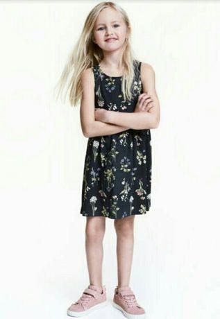 Літня сукня сарафан H&M на 4-6 років