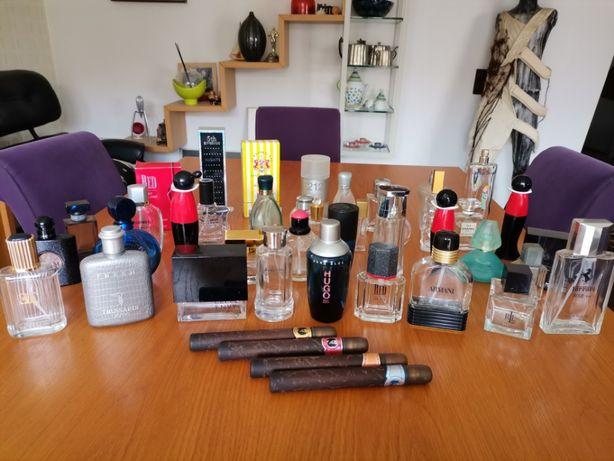 Frascos de Perfume Colecionáveis