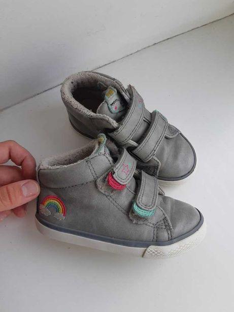 Яркие демисезонные ботинки next размер 6 на 23 14,5 см по стельке