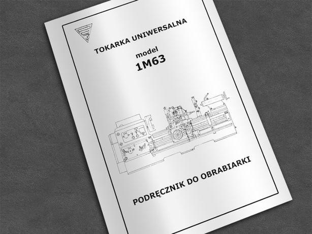 Tokarka 1M63 - DTR
