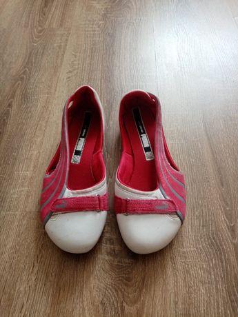 Кроссовки балетки  puma