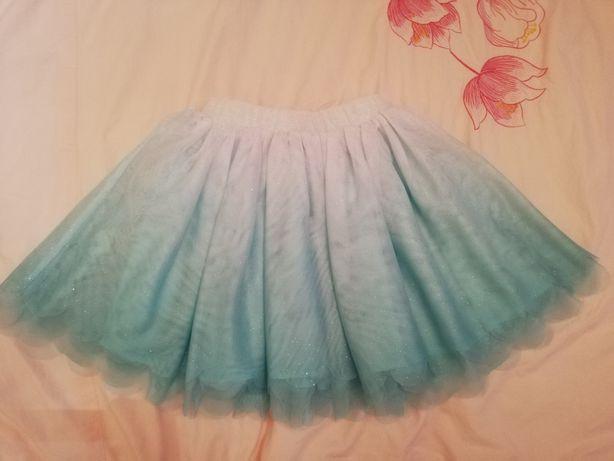 Spódniczka dziewczęca rozmiar 116