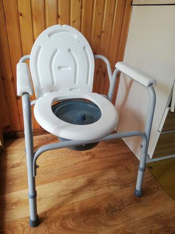 Krzesło toaletowe Toaleta dla niepełnosprawnych