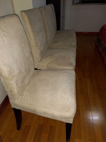 4 Cadeiras de sala de jantar, IKEA