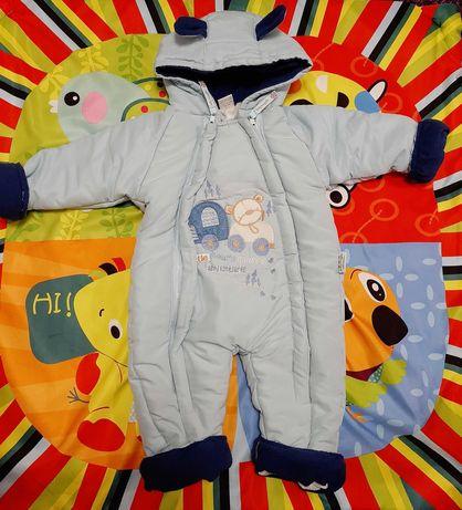 Комбинезон Англия Baby Snuggles