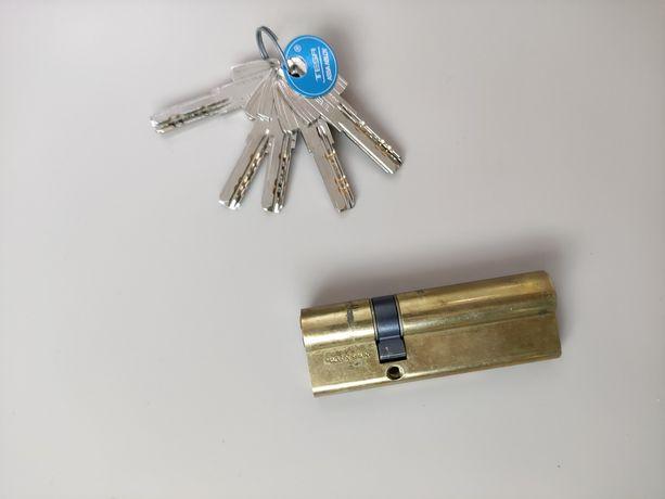 Cilindro de segurança Tesa 30x60