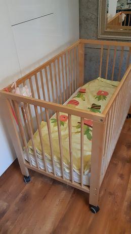 Łóżeczko dla dziecka GULLIVER Z IKEA