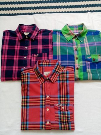 Hollister koszula bluzka damska S