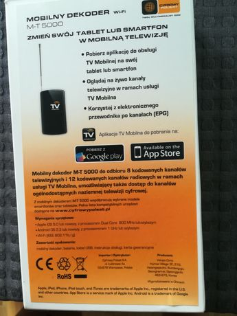 Dekoder mobilny