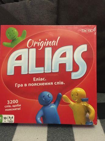 Настольная игра Tactic Элиас украинский язык