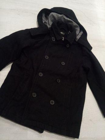 Elegancki płaszczyk zimowy 110 dla chłopczyka