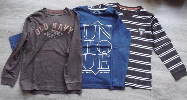 Bluzy 3-pak rozmiar 146