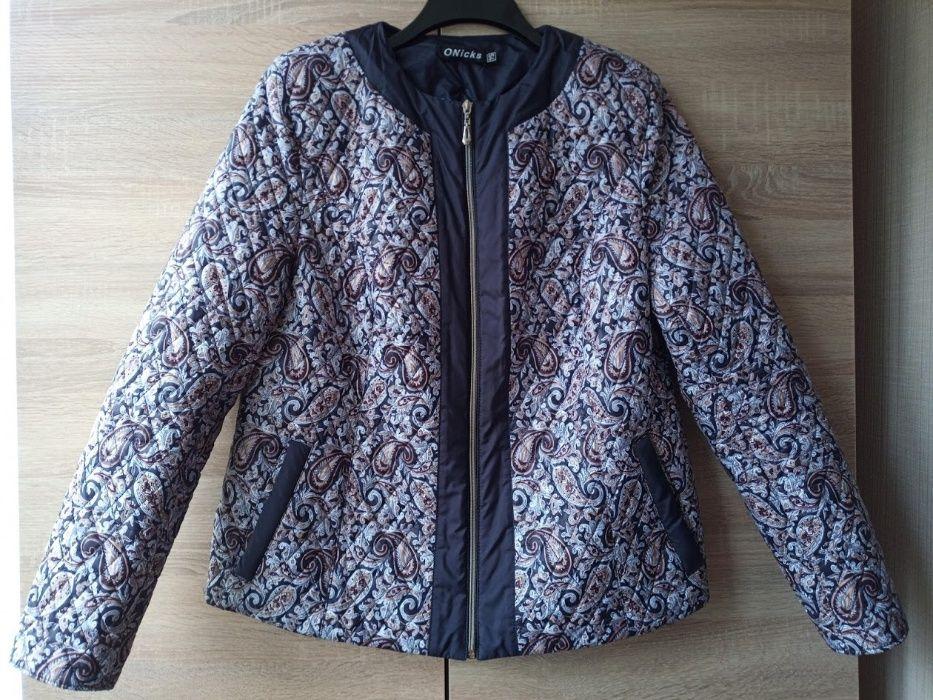 Демисезонная женская куртка 52-54 размер Херсон - изображение 1