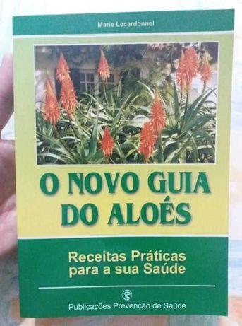 """Livro """"Novo Guia de Aloes"""""""