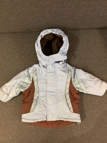 Зимний комбинезон и курточка