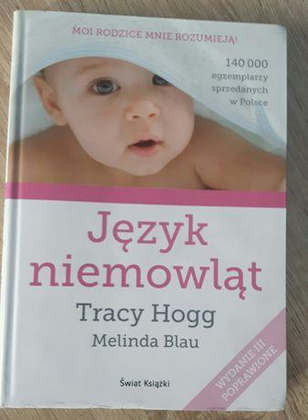 Książka Język niemowląt