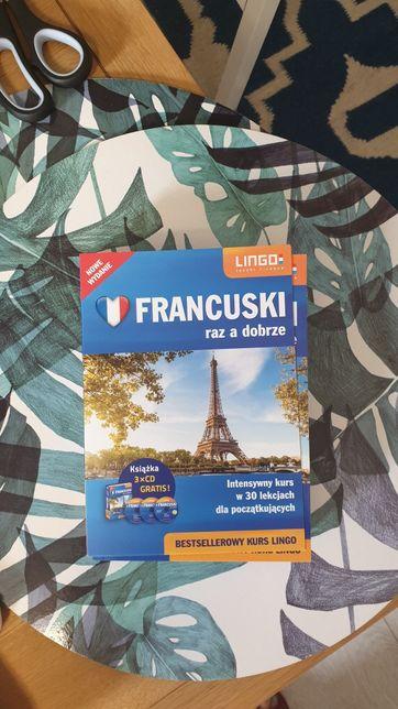 Kurs j. francuskiego Lingo