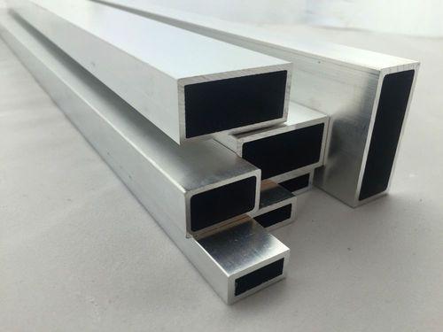 Труба алюминиевая профильная 20х10х1,5 мм АД31Т5