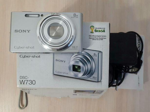 Цифровой фотоаппарат Sony W730