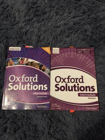 Oxford Solutions Intermediate język angielski