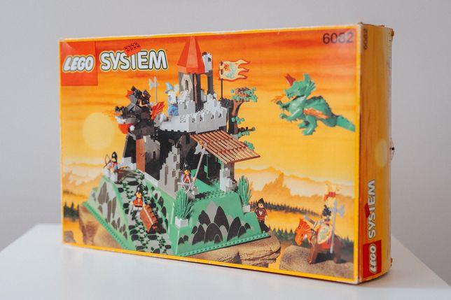 LEGO Castle 6082 Fire Breathing Fortress - Zamek Rycerzy Smoka