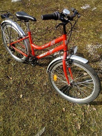 Rower młodzieżowy koła 24 cale 160zl