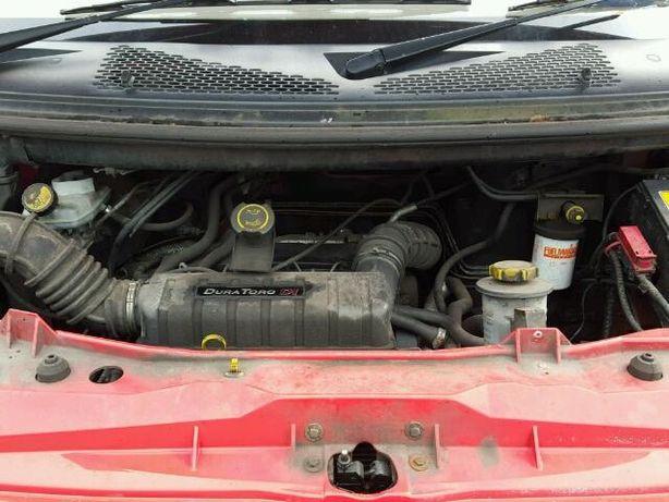 Ford Transit Mk6 2.0 TD TDDI DI 86 F3FA silnik kompletny pompa