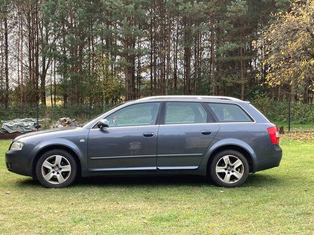 Audi A4 B6- benzyna