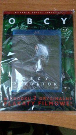 Obcy Kontra Predator Requiem blue-ray zestaw