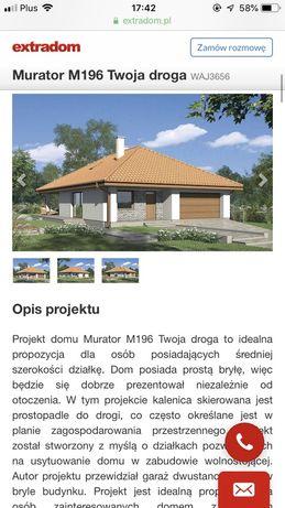 Projekt domu - Murator M196 Twoja Droga