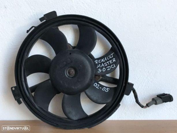 Motoventilador  Renault Master - Movano  3.0 DCI de 00 a 10. Ref. 874623J