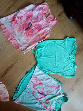 T shirt 5/6 anos  menina
