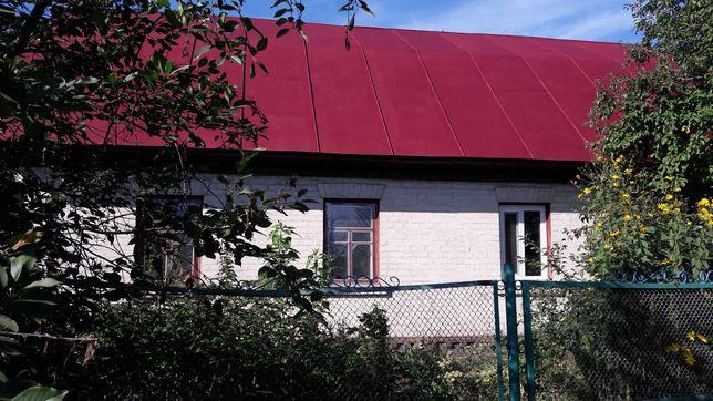 Продам дом с участком в г. Мена