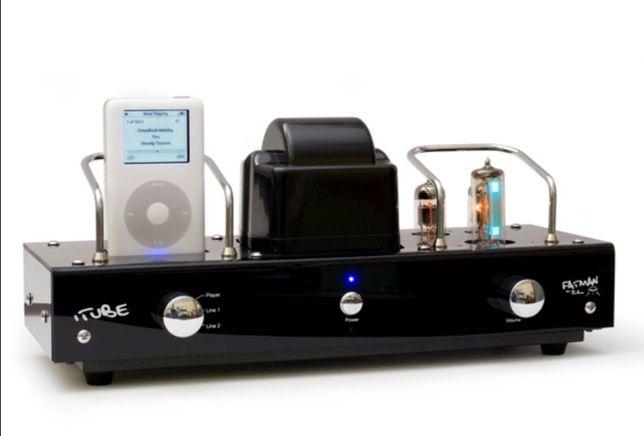 Amplificador Integrado Valvulado FATMAN ITUBE
