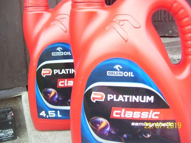 Orlen Platinum Clasic 10W40 4,5L okazja