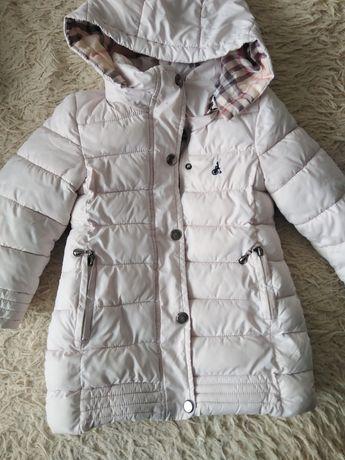 Куртка пальто для дівчинки