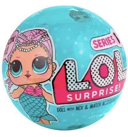 LOL Surprise! Ultimate Collection Merbaby - выпущено 12 кукол, серия 1