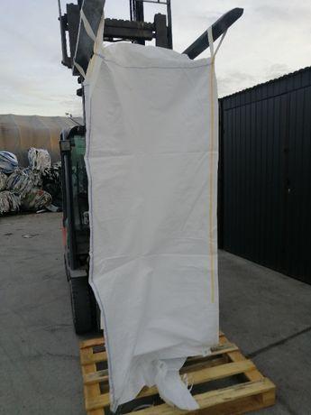 Big Bag 90/90/180 cm worki z wkładem foliowym/ niska cena - HURT