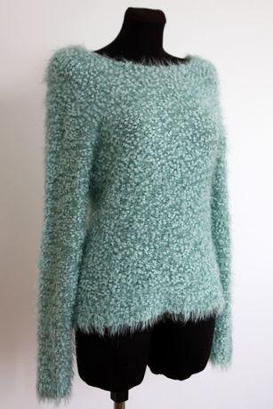 Niezwykle miękki sweter w miętowym kolorze, VILA